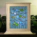 ReGlazed Vintage Clock Cabinet