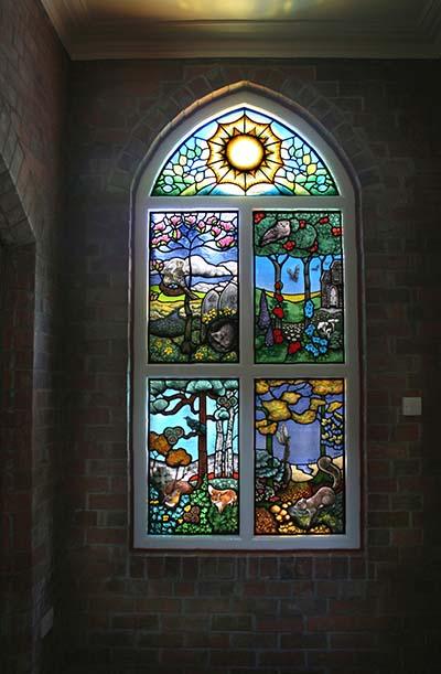 Four Seasons Window