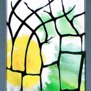 """Organic Architecture"" : Decorative window panel"