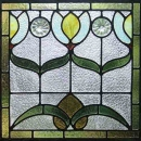 Restored Victorian Stained Glass